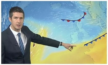 uk and europe weather forecast latest november 24 milder air to cover the uk after frosty conditions