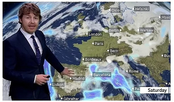 UK and Europe weather forecast latest, November 28: Icy temperatures with heavy snowfall to cover Britain