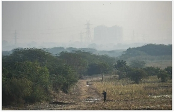 india weather forecast latest november 30 air quality remains between moderate and poor range