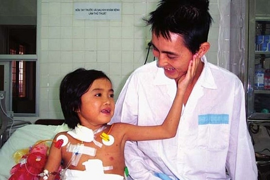 A journey of 16 years to fight the disease vietnam's first liver transplant patient