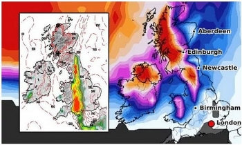 uk and europe weather forecast latest december 3 freezing cold arrives with an alarming snow plume