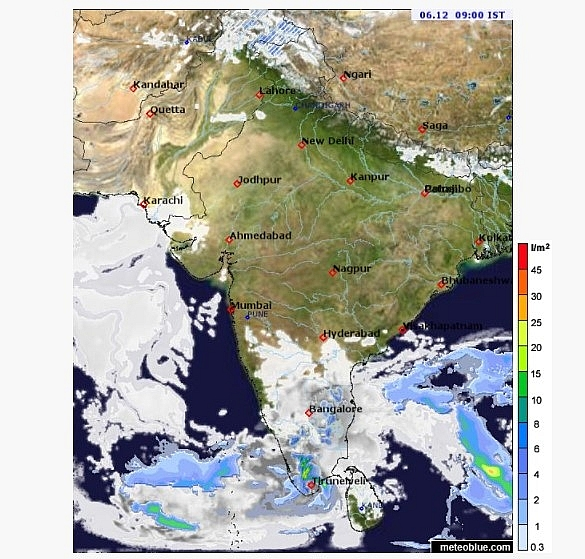 India weather forecast latest, December 6: Two western disturbances with widespread snowfall set to batter