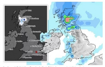 uk and europe weather forecast latest december 9 temperatures plummet below freezing with threat of snow showers