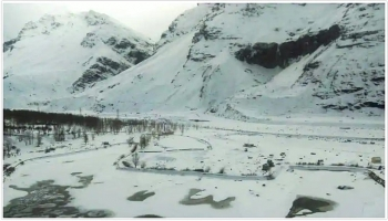 india weather forecast latest december 9 snowfall to cover western himalayan region