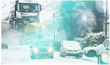 uk and europe weather forecast latest december 11 heavy rain and thundery showers set to bombard the uk