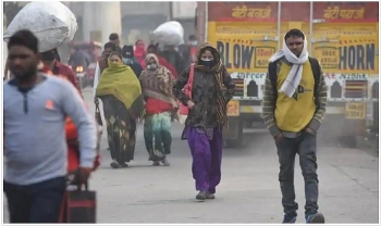 india weather forecast latest december 18 cold wave to persist and scattered to fairly widespread rain over tamil nadu kerala