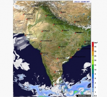 india weather forecast latest december 19 cold weather to blanket over the weekend