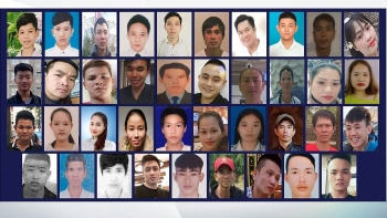 vietnamese truck deaths two men found guilty of manslaughter 39 people in uk