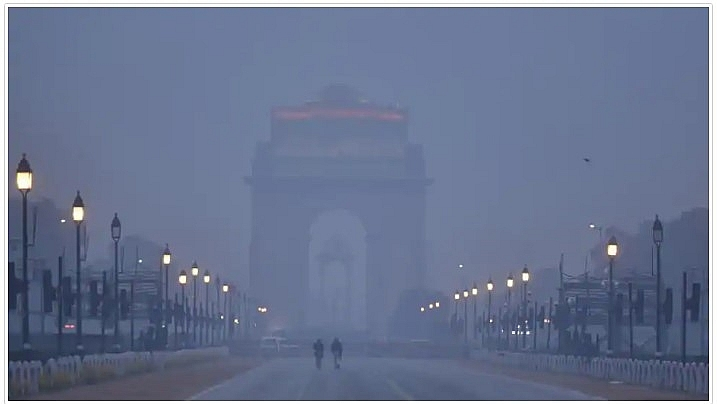 India weather forecast latest, december 31: a cold wave and dense fog set to blanket as temperatures fall