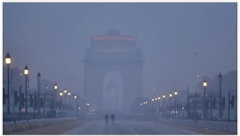 india weather forecast latest december 31 many parts of northwest areas reach the freezing point