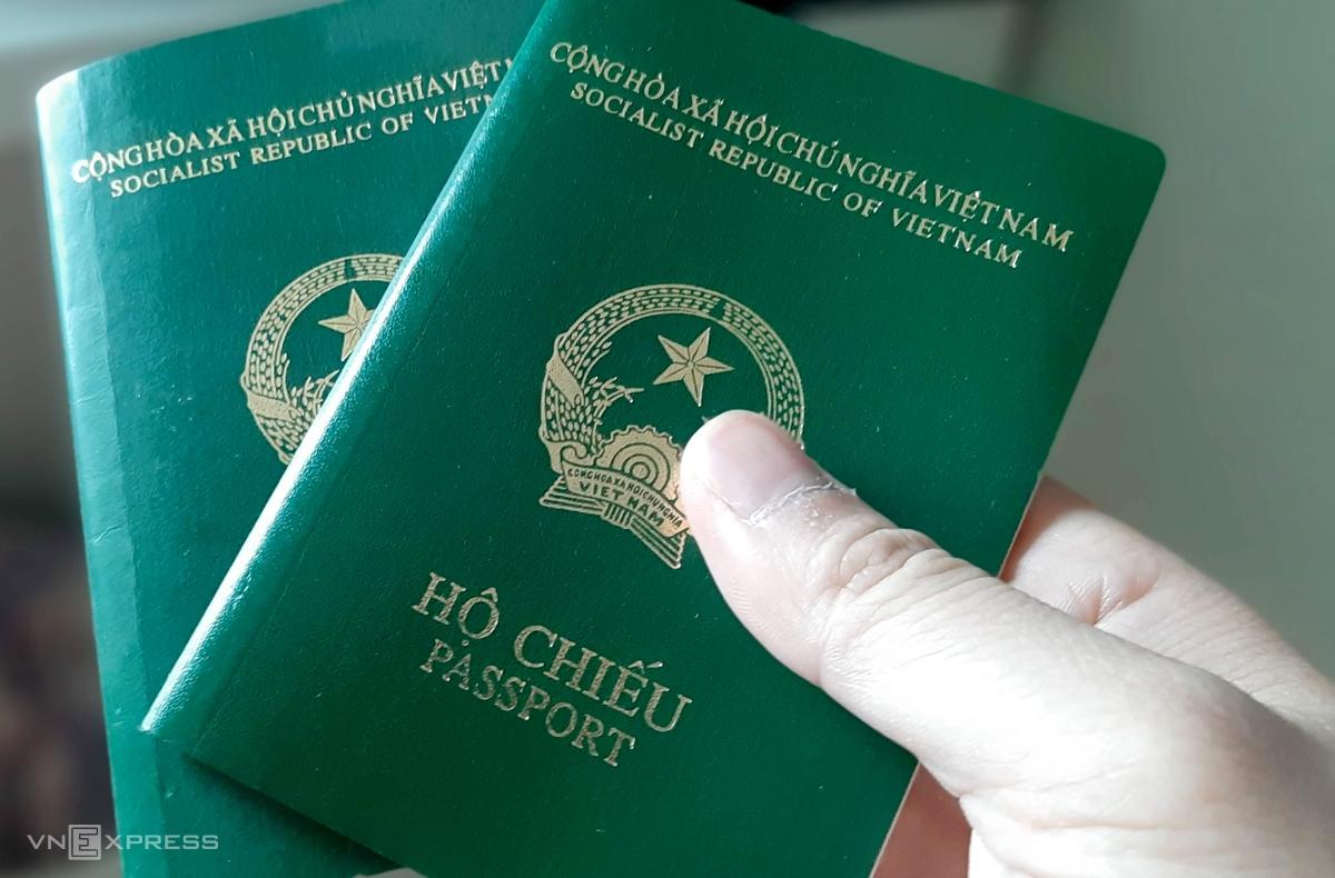 Vietnam's e-passports has yet to be issued