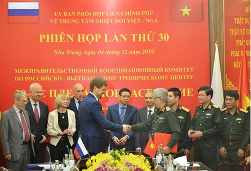 vietnam russia defence co operation promoted regardless of covid 19