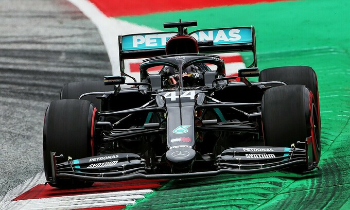 f1 updates outstanding color of mercedes cars and its dominance on f1s return
