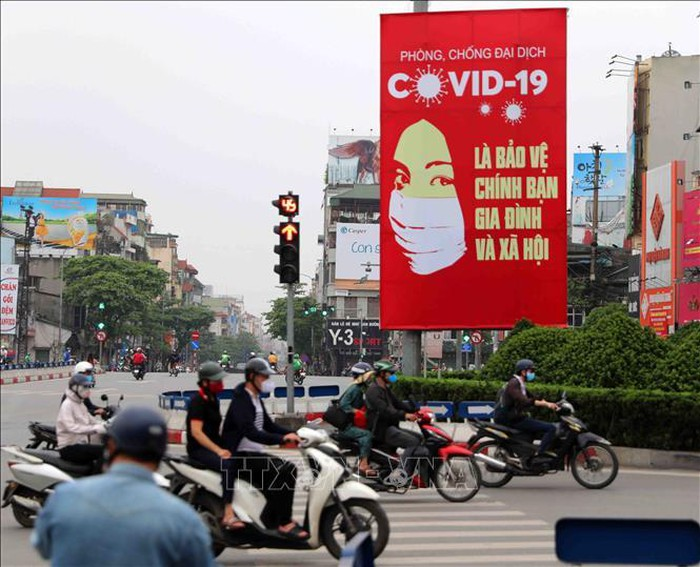 german press vietnam turns out to be a measure in the fight against covid 19