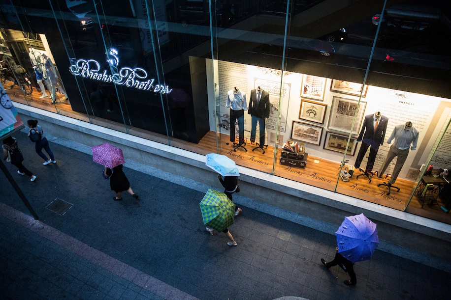 Latest Covid-19 economic loss : Brooks Brothers files for bankruptcy, closing chain of legendary stores