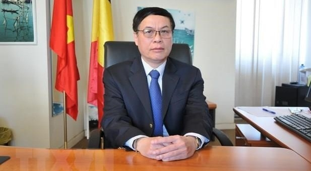 evfta brings opportunities for belgium vietnam cooperation