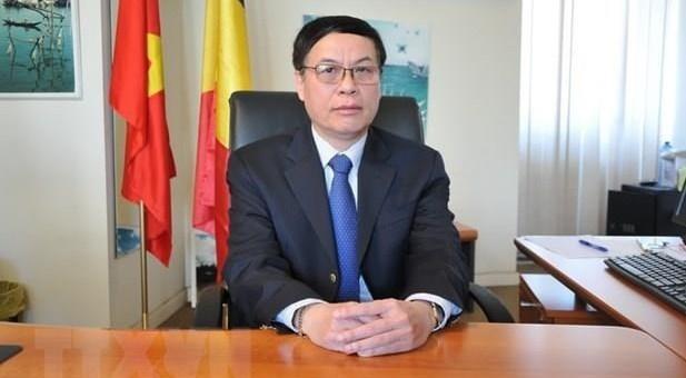 evfta brings opportunities for belgium vietnam cooperation
