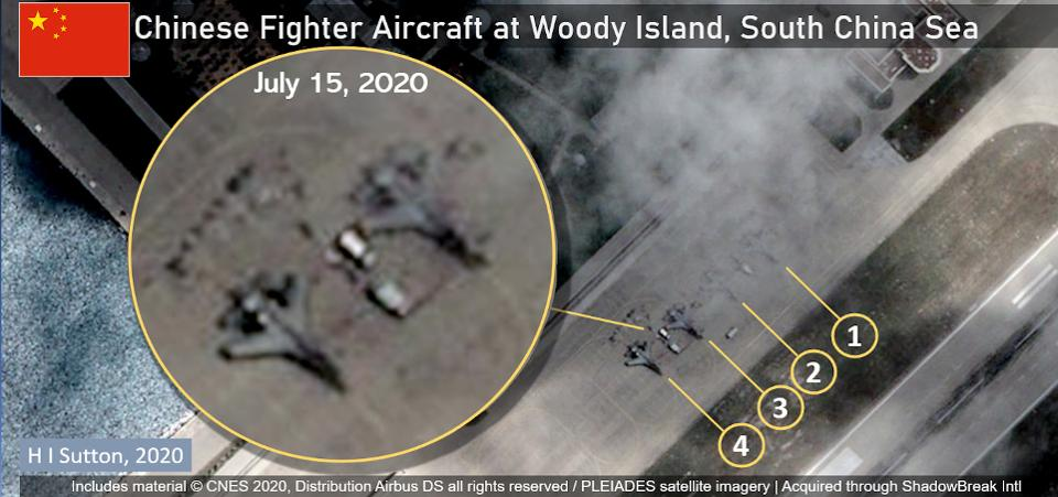 china sending illegally fighter aircrafts to bien dong sea south china sea