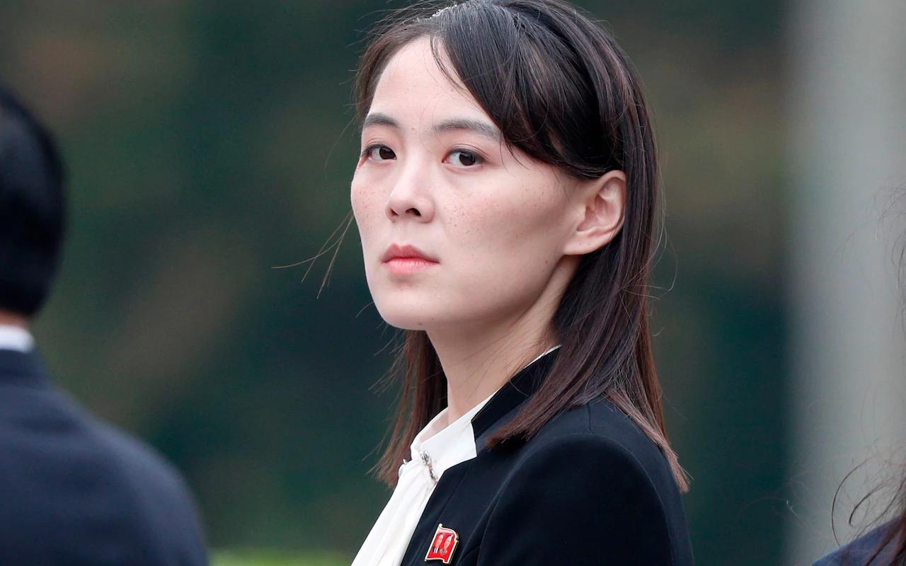 south korean prosecutor filed a lawsuit agains kim jong uns sister kim yo jong