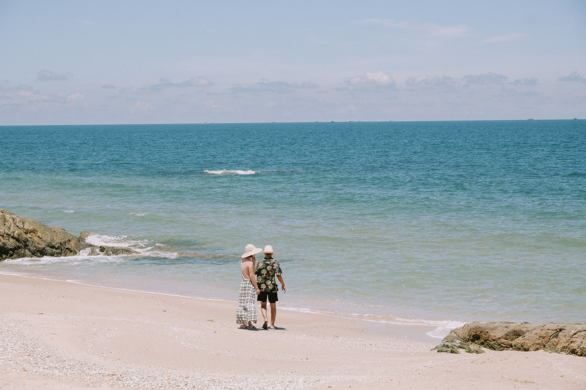 mui ne where the blue sea meets the colorful sand hills