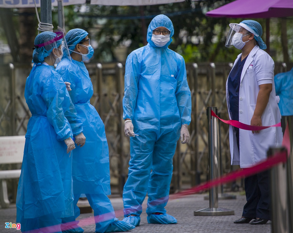 Another hospital in Da Nang removed lockdown after 14 days of isolation