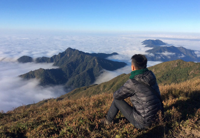 Hunting clouds in Pu Luong sky gate- an unmissable experience