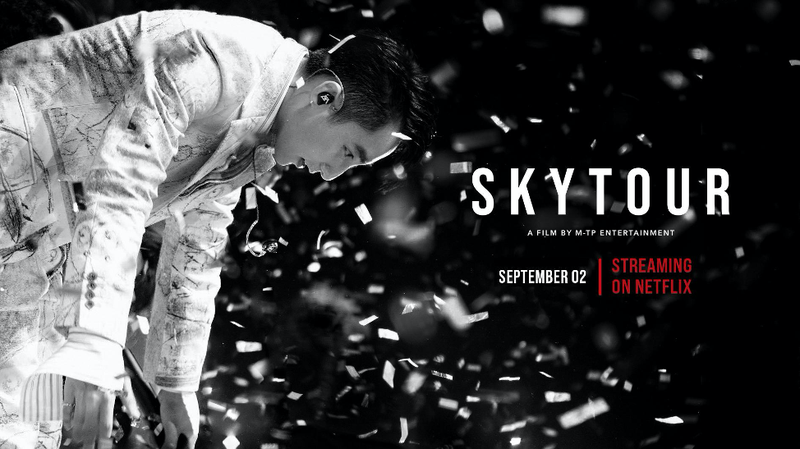 """Vietnamese Pop prince's """"Sky Tour Movie"""" to be available on Netflix this Sep"""