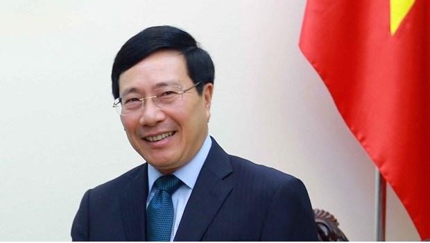vietnam 2020s external relations mettle and new posture dpm fm pham binh minh