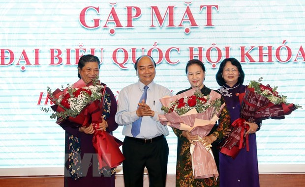 vietnam promotes womens role in nation development