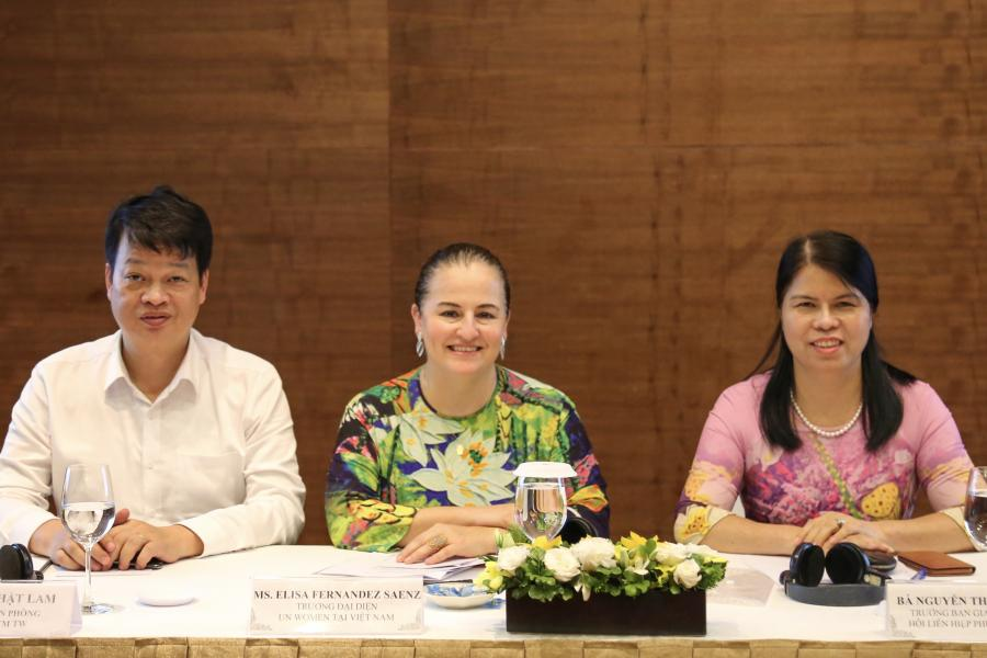 Vietnam promotes women's participation in policy making process