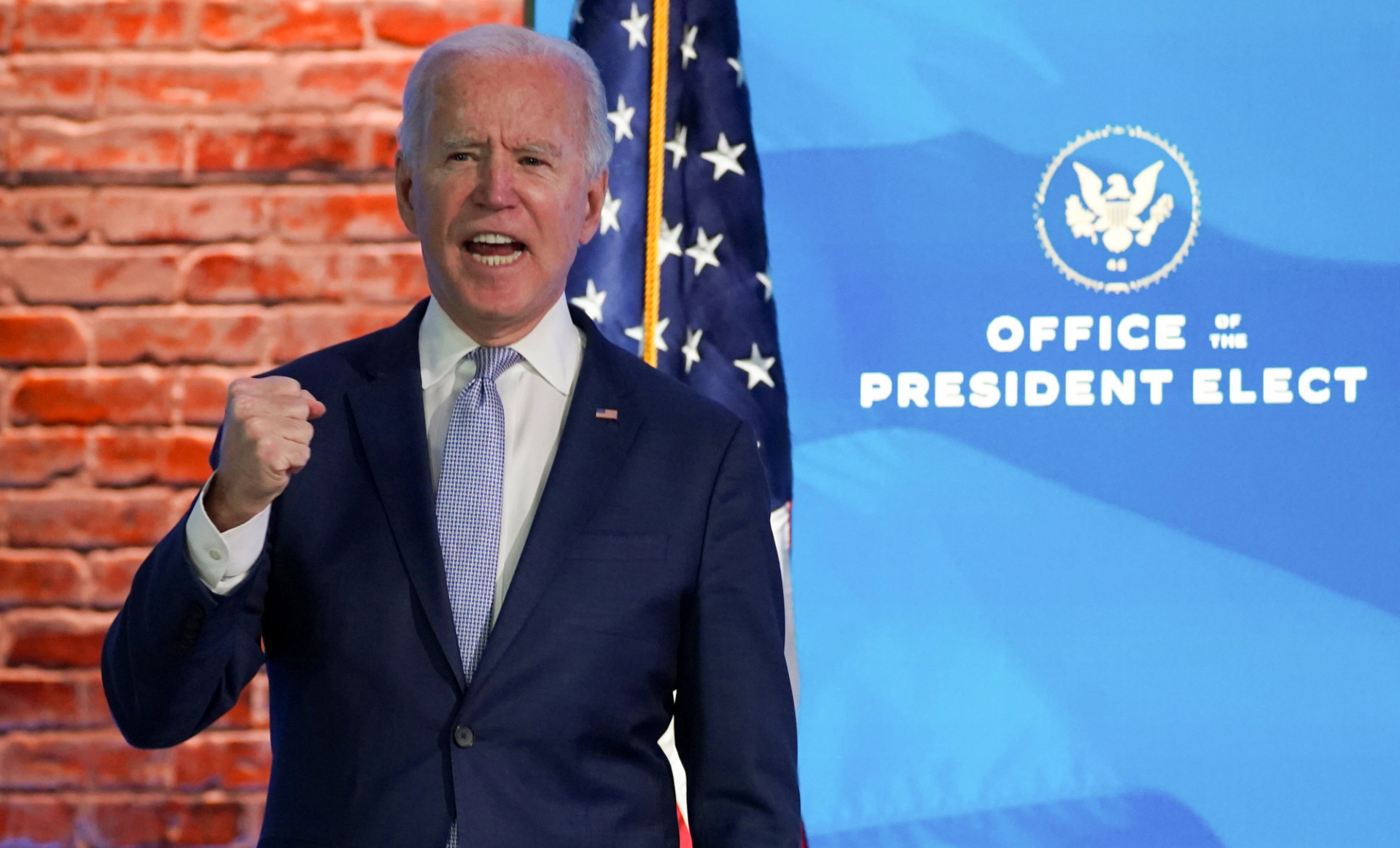 Biden is certified victory by US Congress; Trump pledges