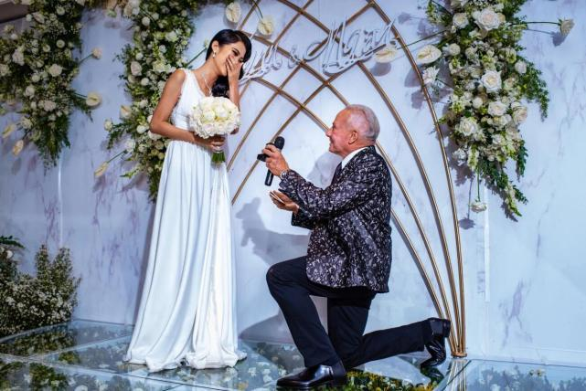 26-year-old Vietnamese girl and 72-year-old American CEO in a controversial and luxurious wedding
