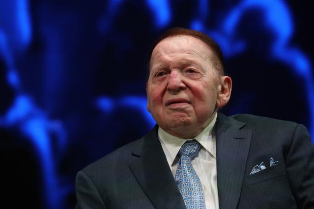 who is sheldon adelson a billionaire mogul and power broker dies