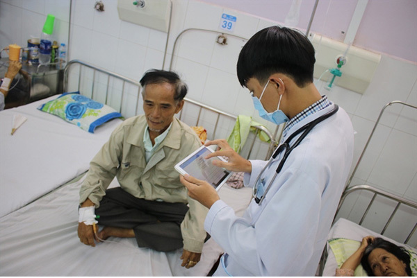 vietnam pushes the countrys smart healthcare system