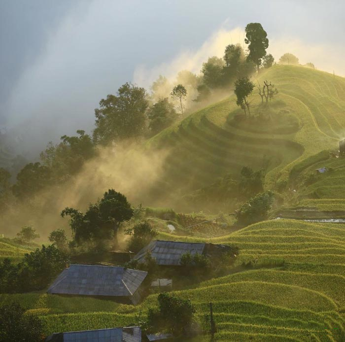 Impressive Hoang Su Phi cloudy wallowing in wait for your enjoyment