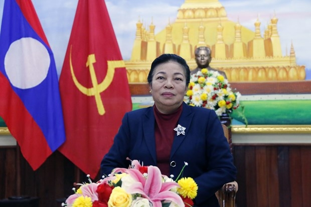 lao party official spotlights cpvs leadership role in vietnams success
