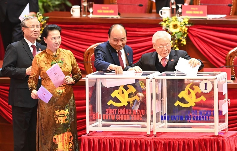 list of members of the 13th party central committee