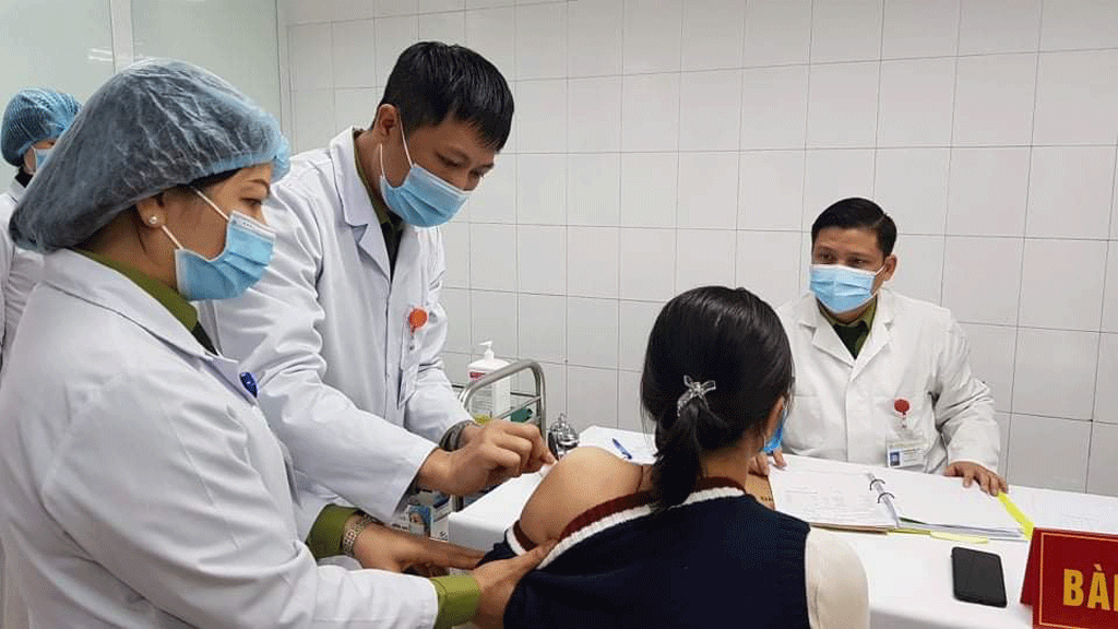 covid 19 vaccines officially allowed to be imported into vietnam