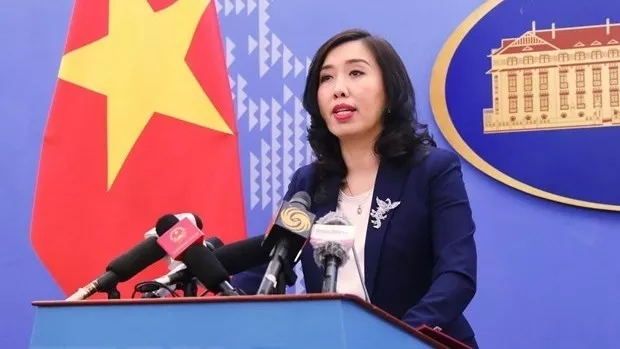 vietnam expects myanmar to soon stabilize situation vietnamese spokeswoman