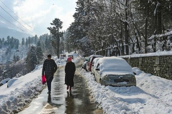 india daily weather forecast latest february 1 widespread thundershowers to cover plains of northwest india in days