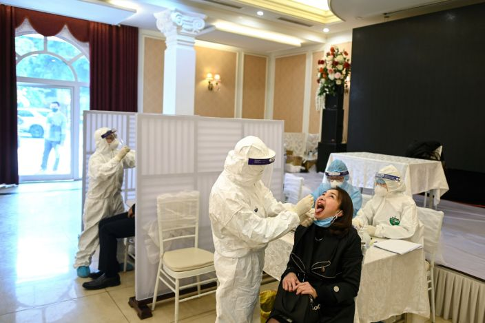 Vietnam ranked second of successfully handling the Covid-19 pandemic