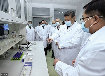 China claims that Coronavirus vaccine could be ready by April