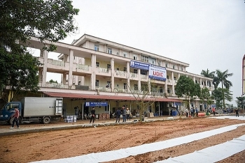 Hanoi has finished its field hospital building in 7 days