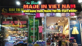 """Made in Vietnam"" is found to be popular and familiar with American by VOA"