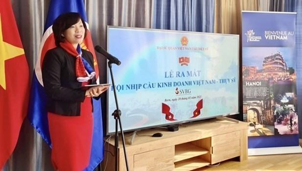 switzerland vietnam business group debuts