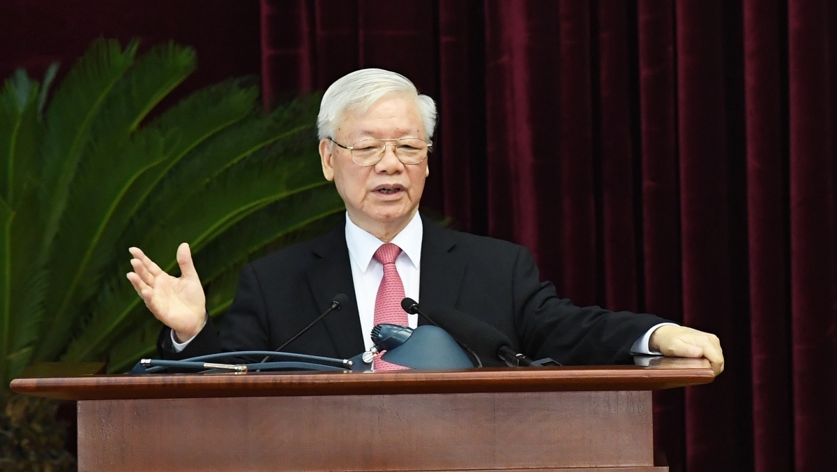 politburo introduces candidates to key state positions during 13th pccs second plenum