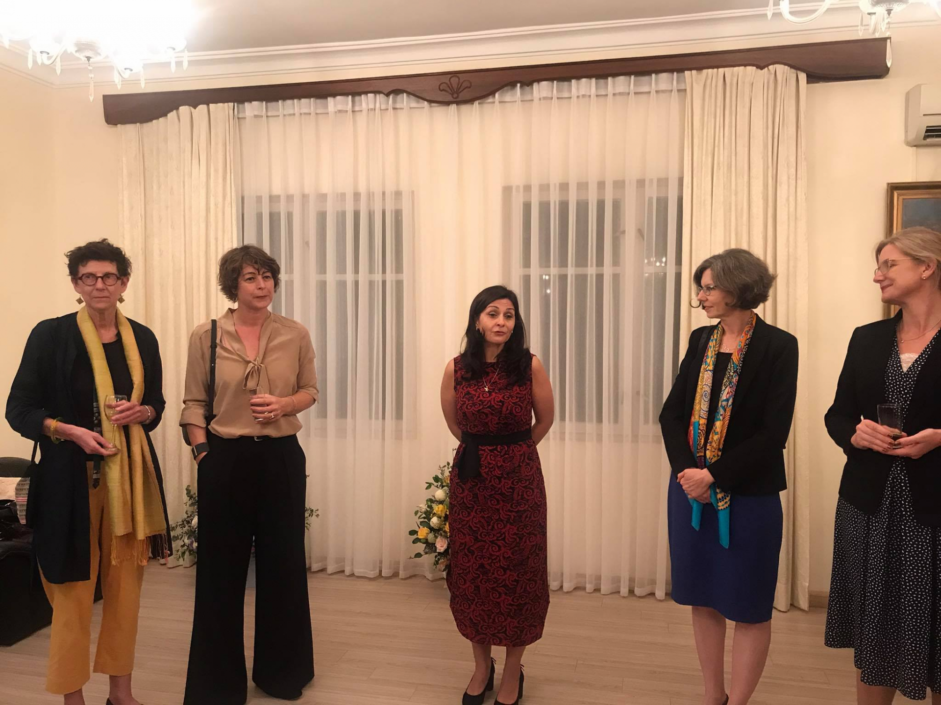 female ambassadors to vietnam with initiative for gender equality and creating women network
