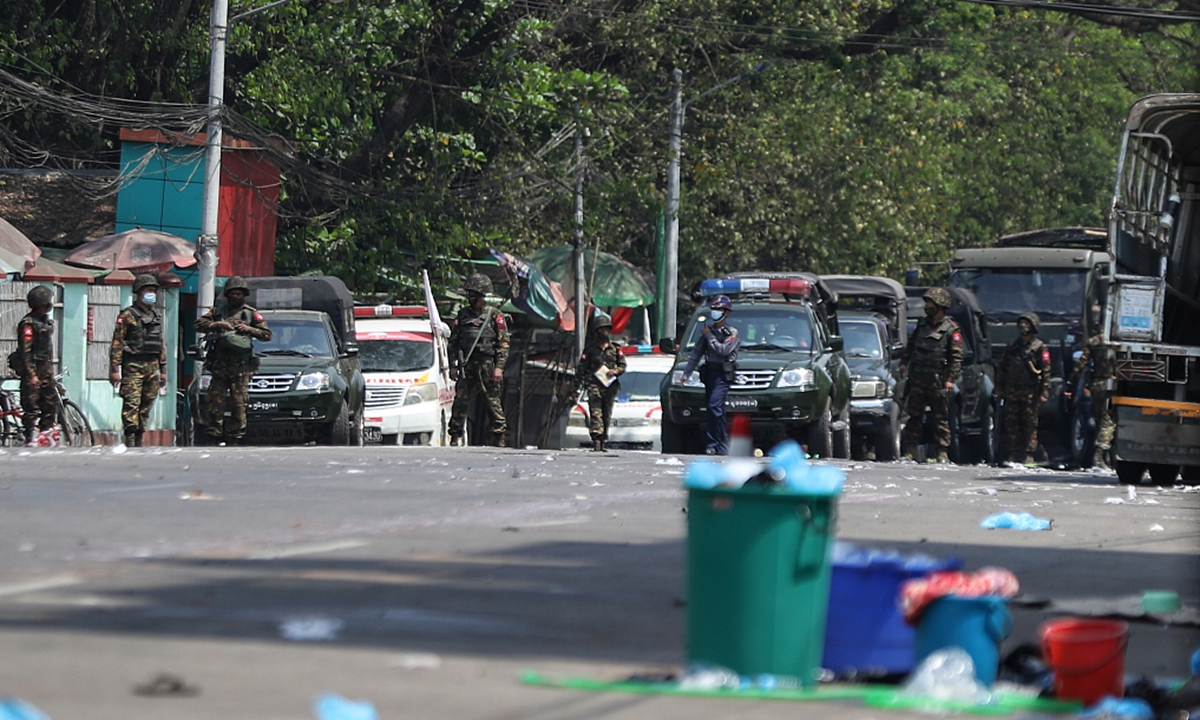 facts about 32 chinese invested factories vandalised in attacks in myanmar