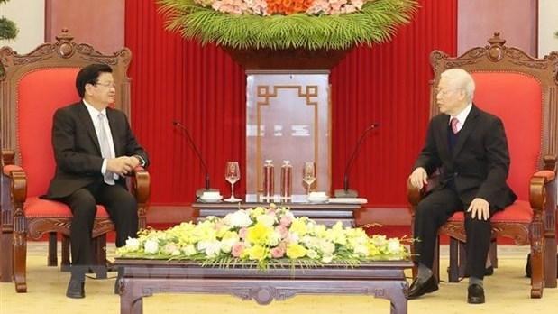 nurturing vietnam laos special solidarity