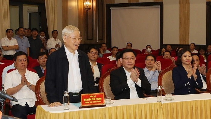 Vietnam's top leader vows utmost efforts if elected to 15th NA